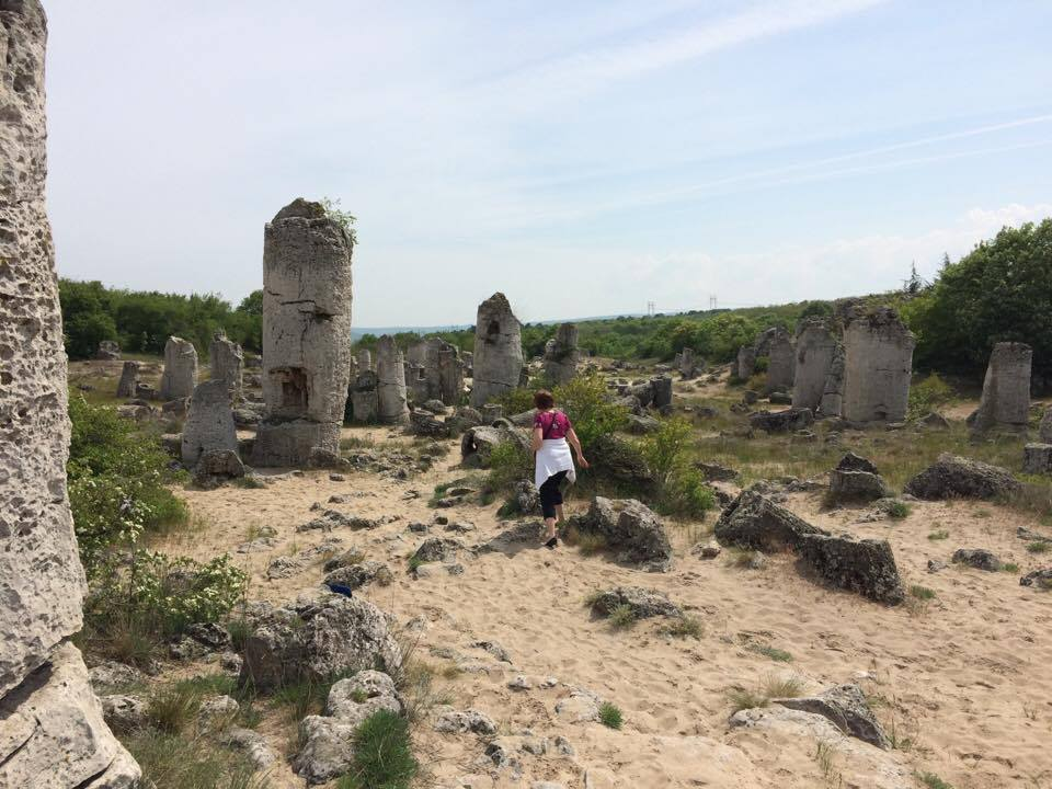 Stone Forest  (outside of Varna)