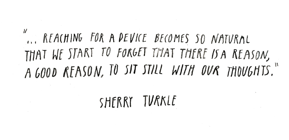 Sherry Turkle Quote