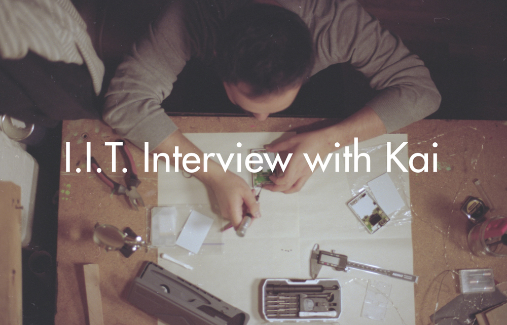Kaiwei Tang The Light Phone I.I.T Interview Human Centered Design