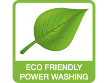 We take pride in making sure the cleaning solutions are good for the environment.