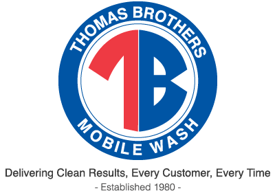 Power Washing Services by Thomas Brothers Mobile Wash | Wichita, KS
