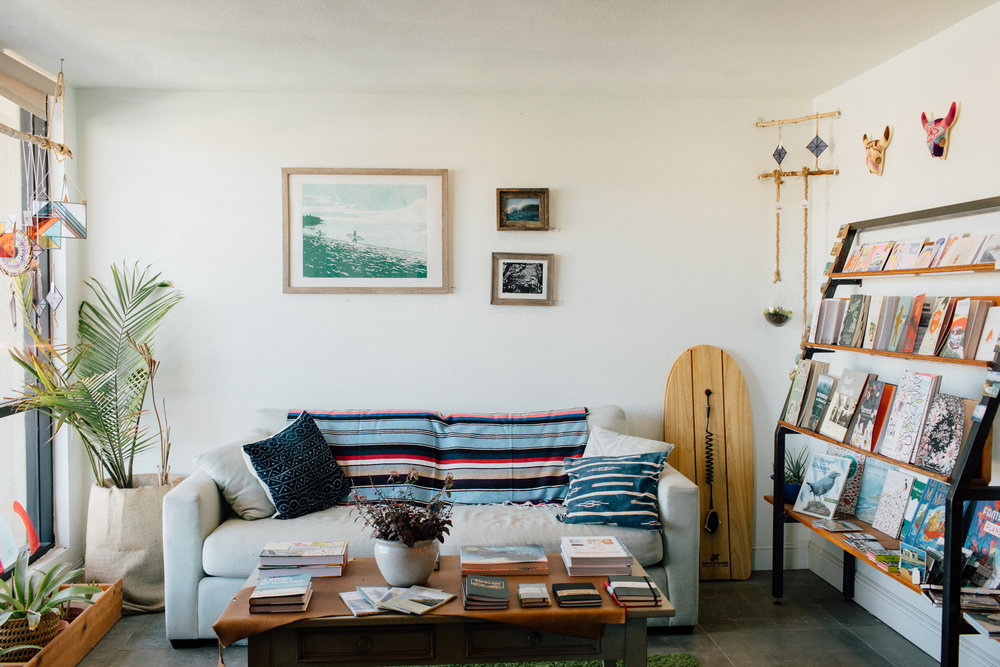 Cozy reading nook? Check. Photo: Simone