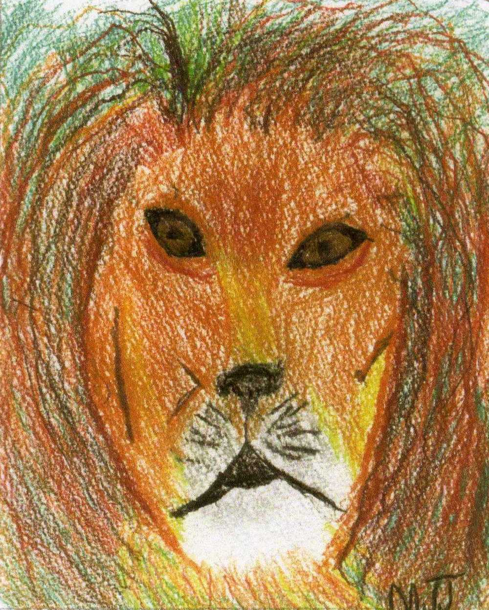 NC-Lion-2008-Color Pencil.jpg