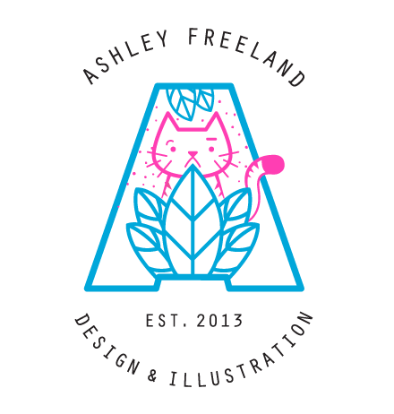 Ashley Freeland Design & Illustration