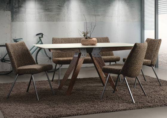 Soul + Lola collection by Trica at Once a tree furniture Vancouver. Photo Tricafurniture.com