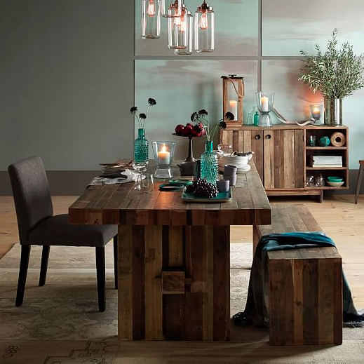 Eco Friendly Emerson collection at West Elm Vancouver. Photo WestElm.com
