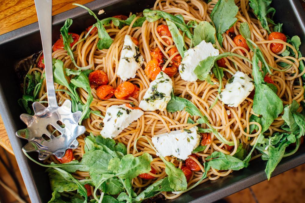 jamie oliver spaghetti