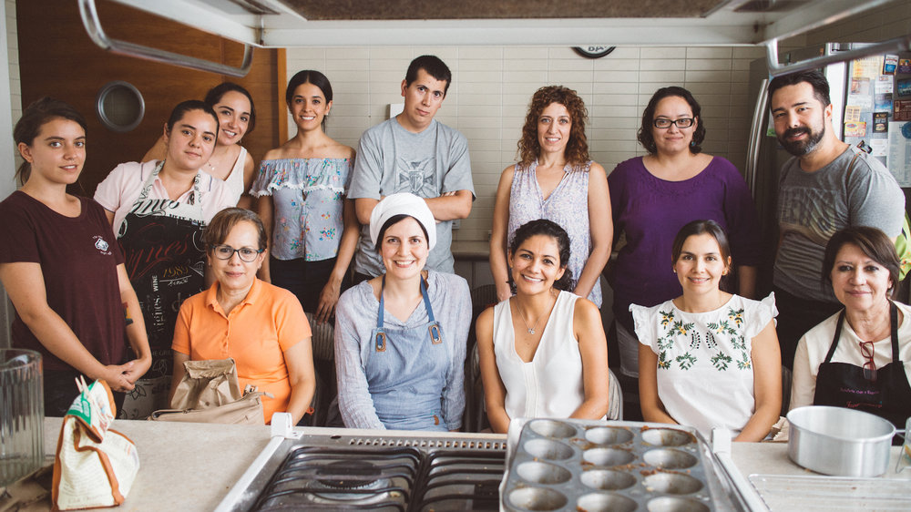 taller de pan monkikitchen