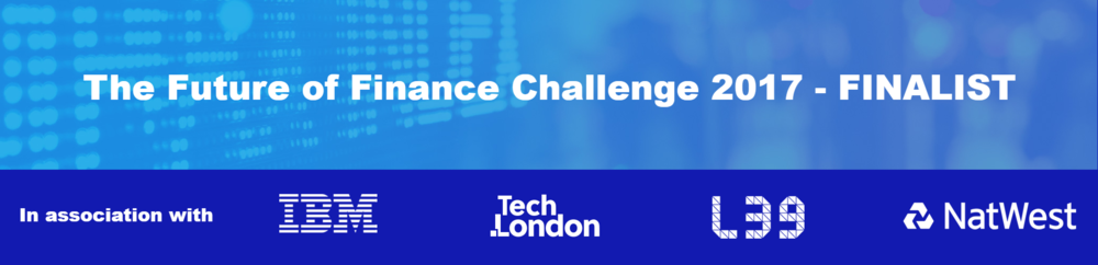 The Future of Finance Challenge - Finalist