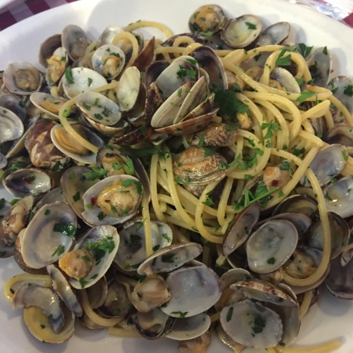 now this is a Vongole!