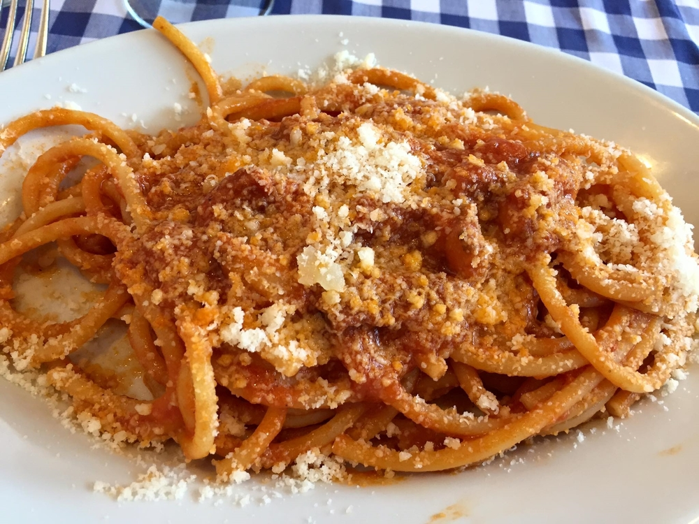 a simple bolognese
