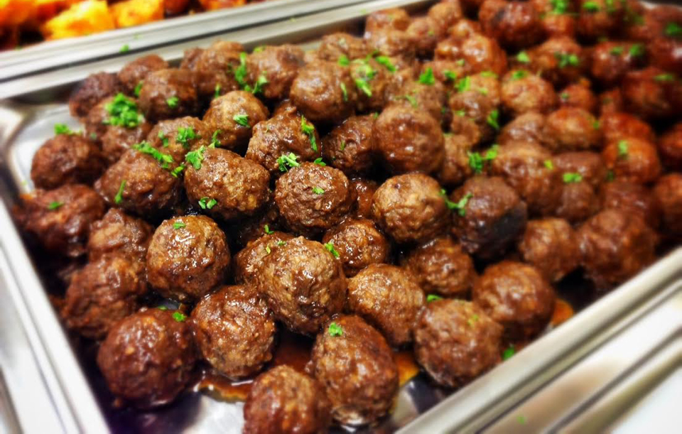 BBQ Cocktail Meatballs