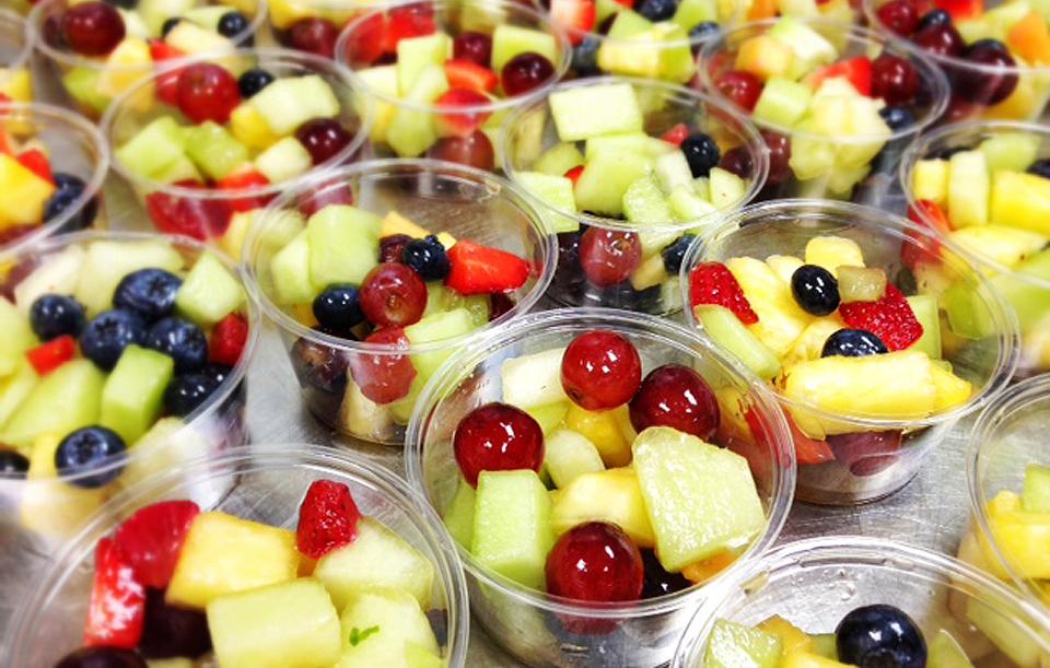 Hand-cut Fresh Fruit Salad