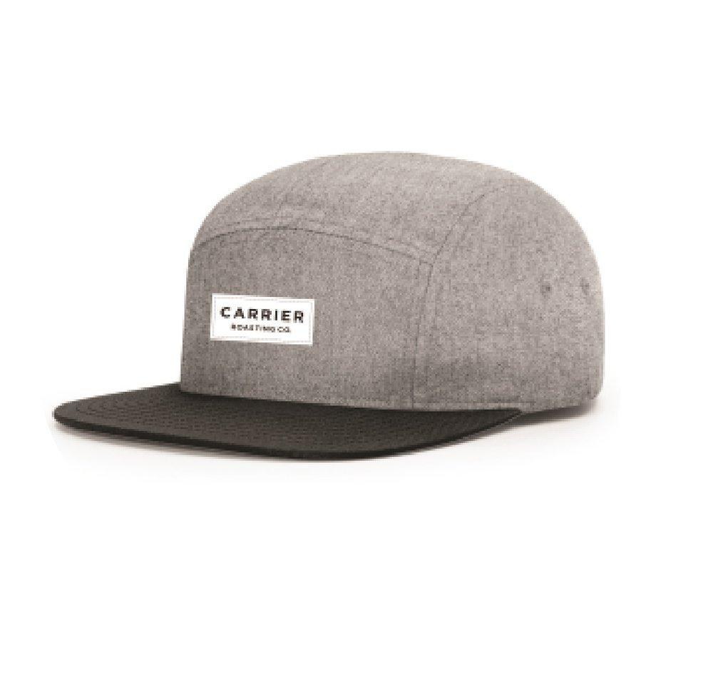 Carrier Roasting Co 5 Panel Hat.jpg