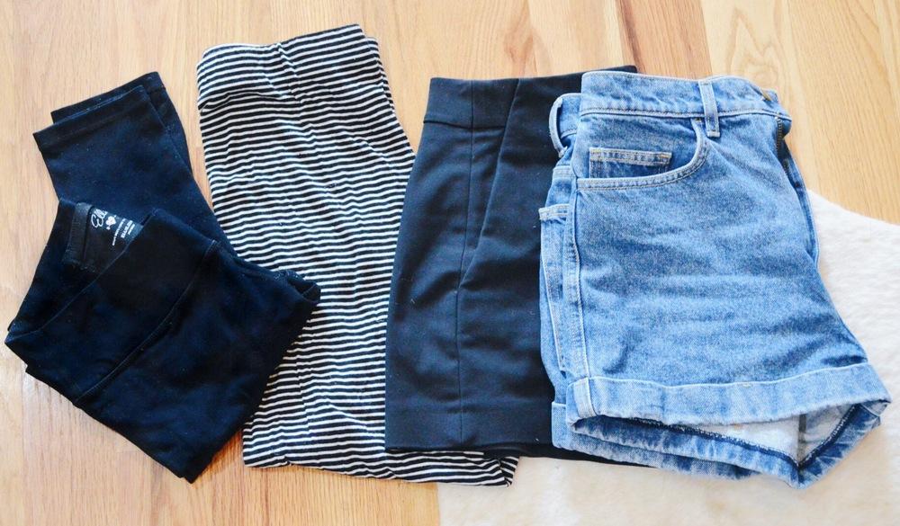 European Travel Capsule - Shorts