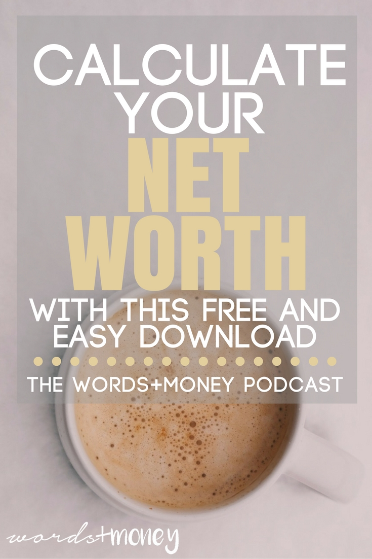 Learn why now is the best time to take action towards your financial goals and start by calculating your net worth with this free downloadable guide!