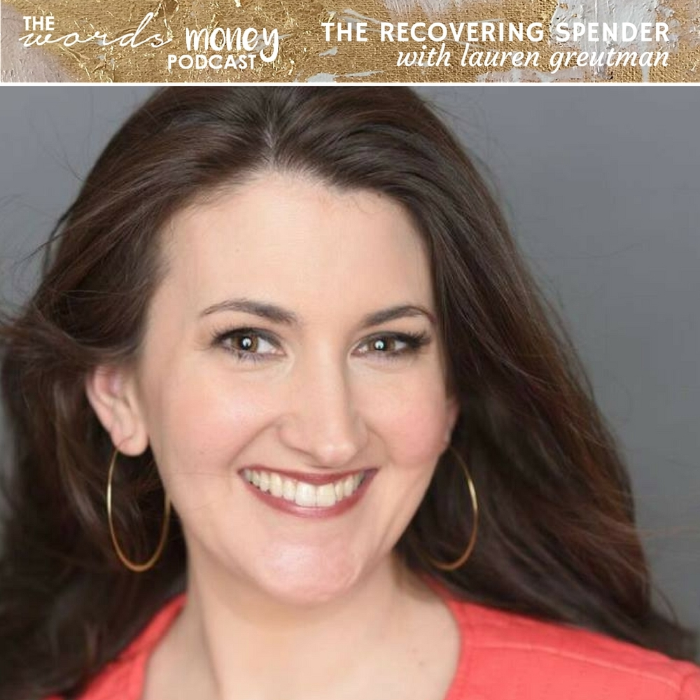 Learn how to overcome your overspending with steps from Lauren Greutman (formerly: I Am That Lady)