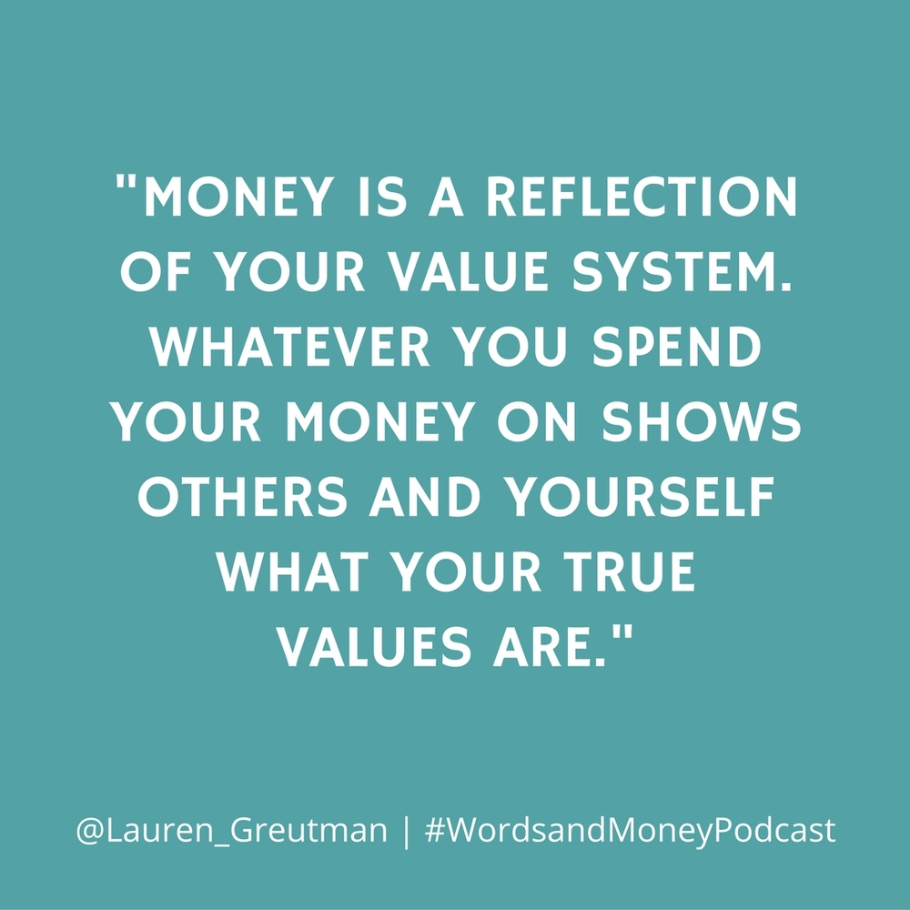 Learn the steps to becoming a recovering spender with Lauren Greutman from I Am That Lady