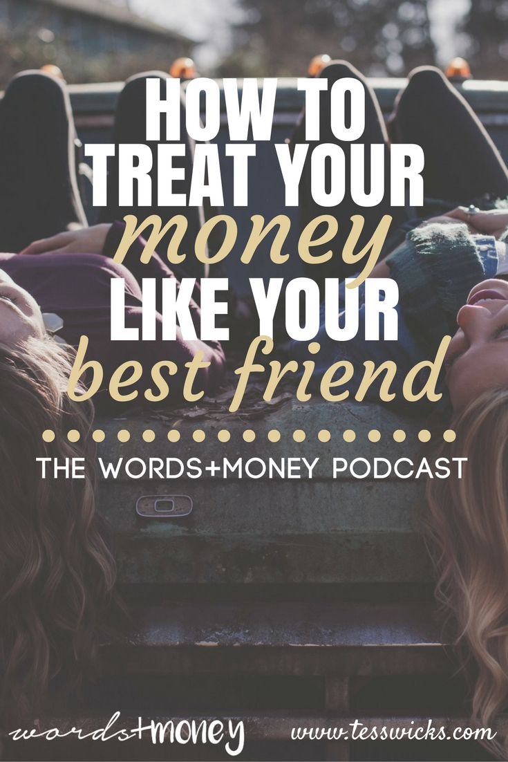 Learn how to be friends with your money, treat it right, and shift your mindset around how you feel about your money matters.