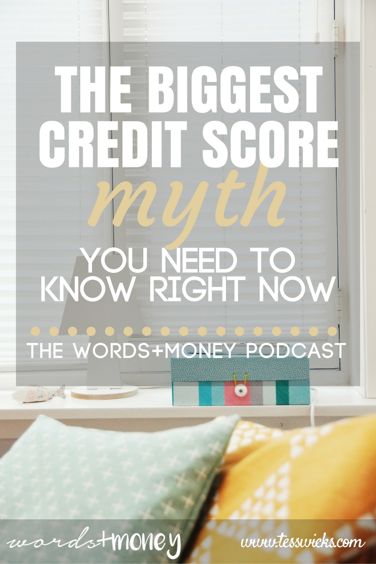 A big mistake you could be making with your credit cards when it comes to your credit score. (And most of us think we're doing this right... but we're not)