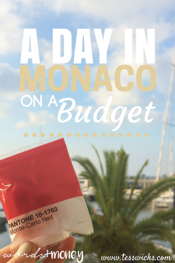 How to spend a day in Monaco when you're on a budget. This post will step you through a perfect and beautiful day in the rich and famous playground.