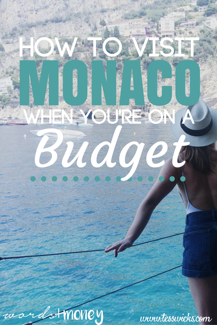 A few ideas for visiting Monaco when you're on a Budget. Stay outside of the city, opt for viewing the beautiful sights of the French Riviera, and more. Repin to your Dream Vacation board!