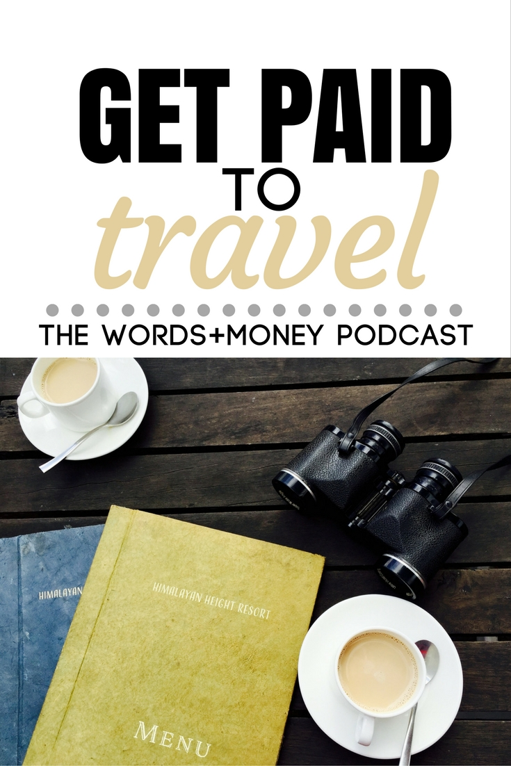 Hot to Get Paid to Travel and Write - Wow! I never knew how some of those travel writers afford to do it! So much information I never thought of before. This is a great interview with a woman who gets paid to travel and write. - You have to pin this and listen in!
