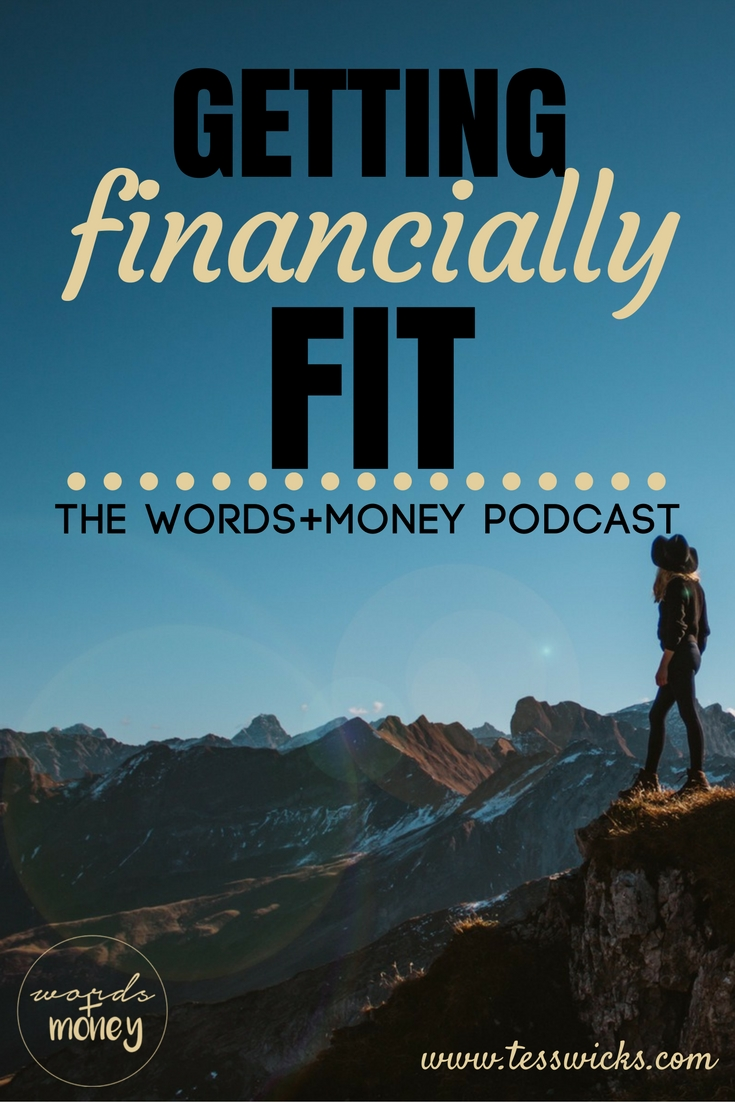 Getting Financially Fit - A podcast interview with Shannon McLay on millennials and their money.