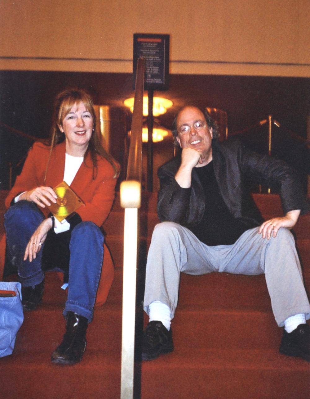 2005 Sandy & Mike, Kennedy Center