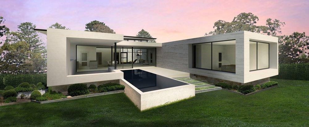 adg architects. Black Bedroom Furniture Sets. Home Design Ideas