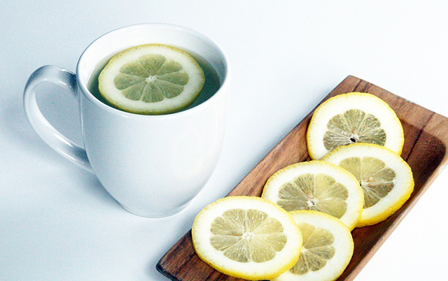 Lemon in Hot Water