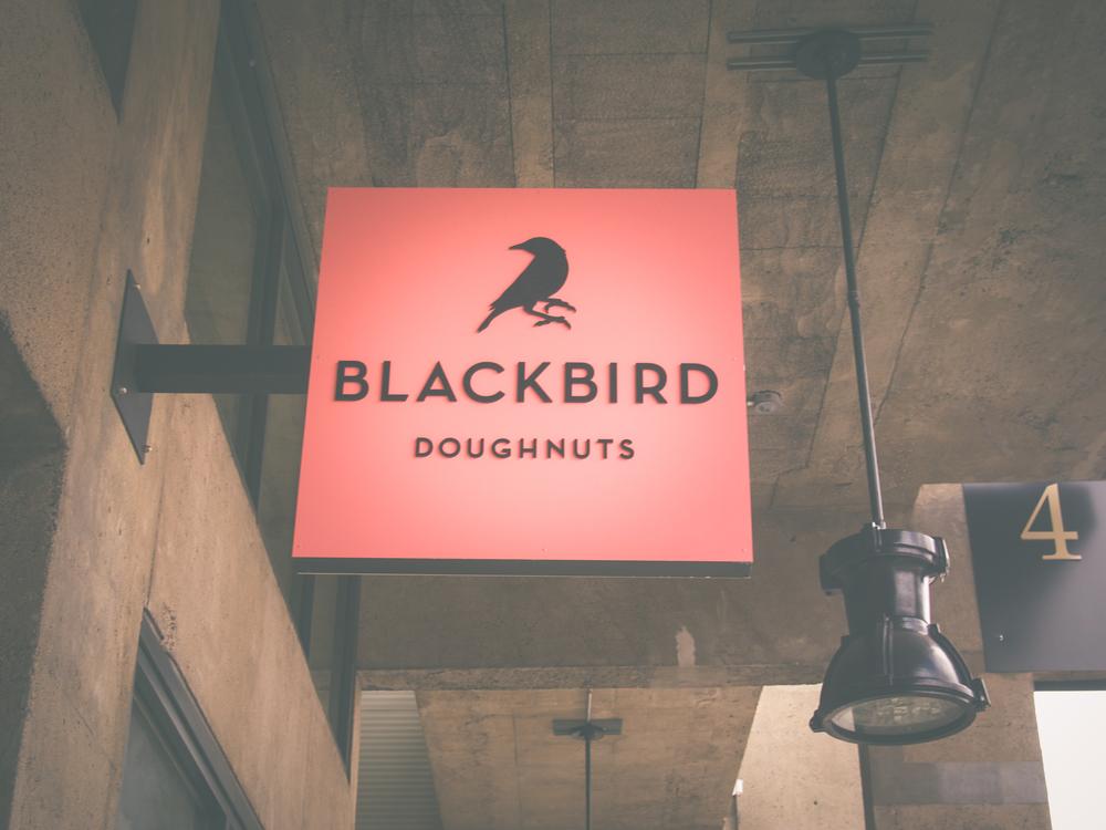 Blackbird Doughnut
