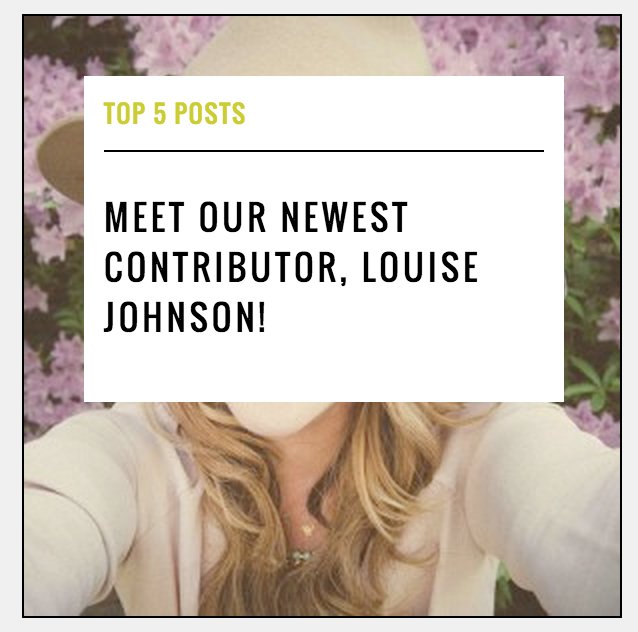 Louise Johnson