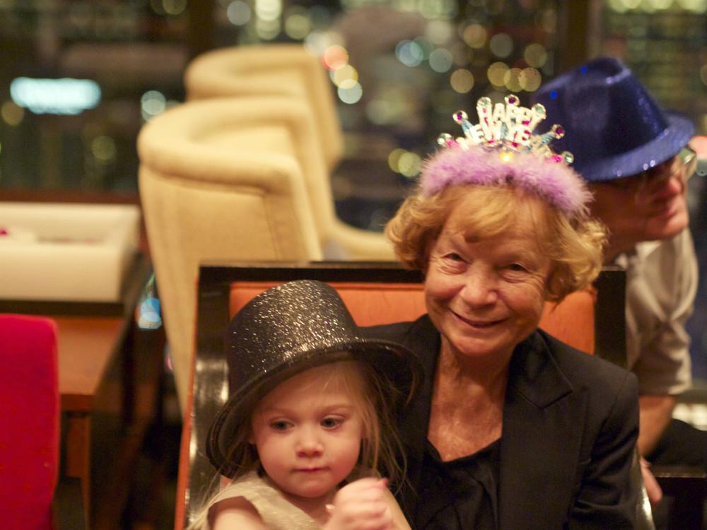 Nan's 80th