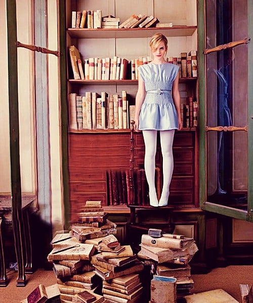 Emma Watson Book Club