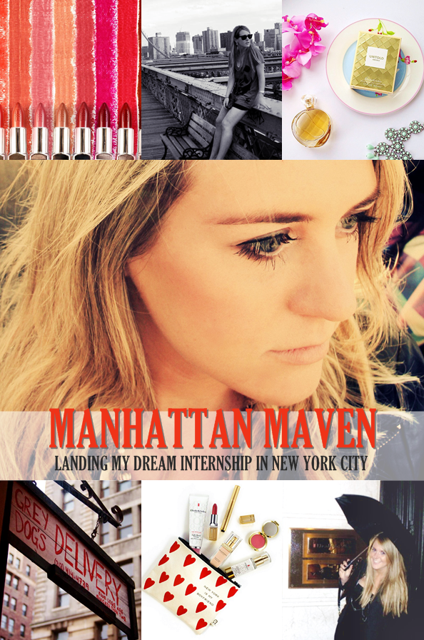 Manhattan Maven Louise Johnson