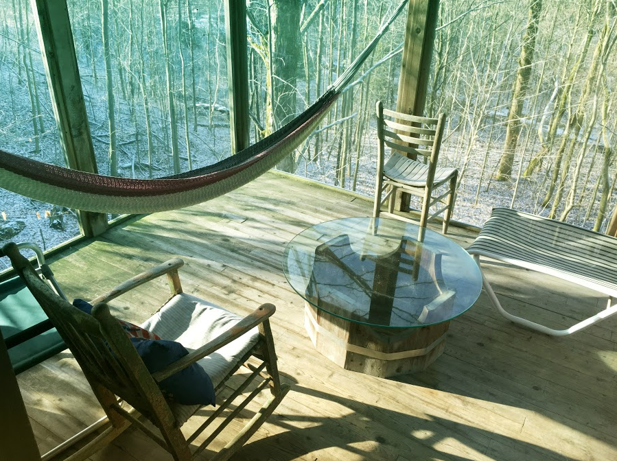 Hammock Porch