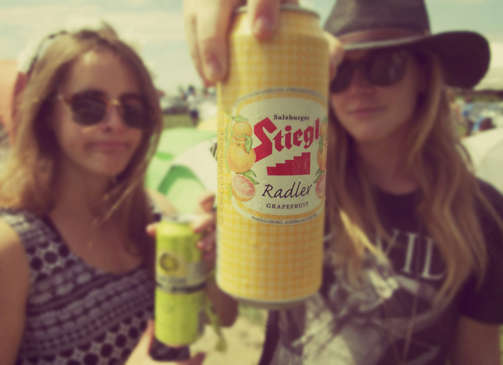 Wayhome Music and Arts Festival x Stiegl x Louise Johnson x Meredith Johnson