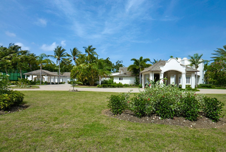 Casablanca Sandy Lane Estate Barbados