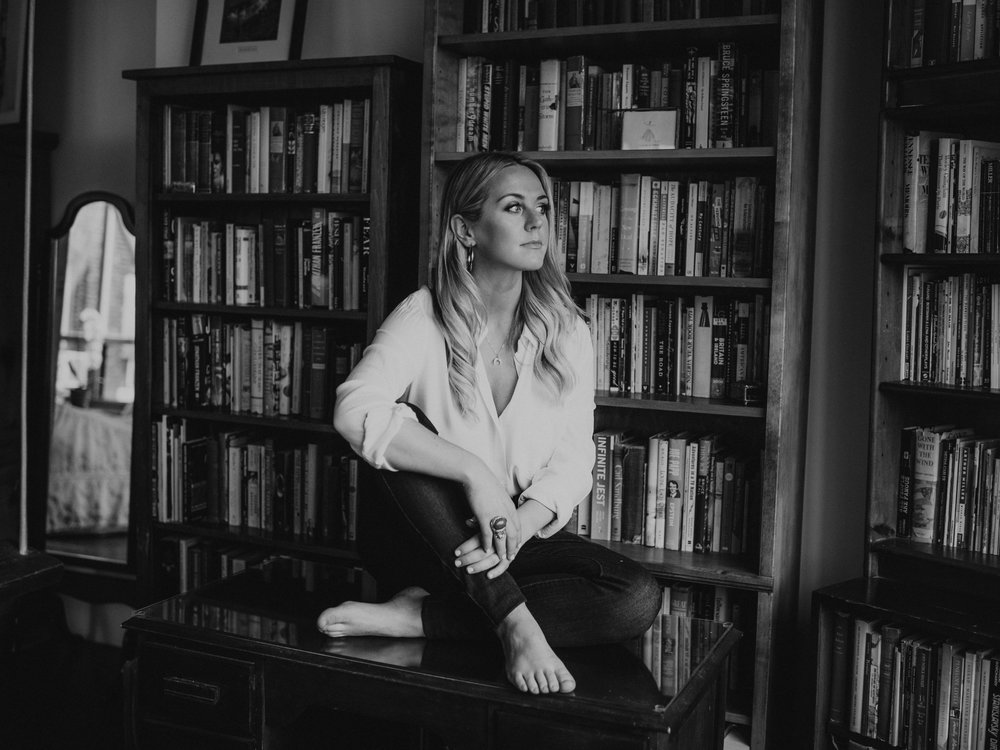 Louise Johnson - Louise Claire Johnson - Writer - Toronto - Author - Books