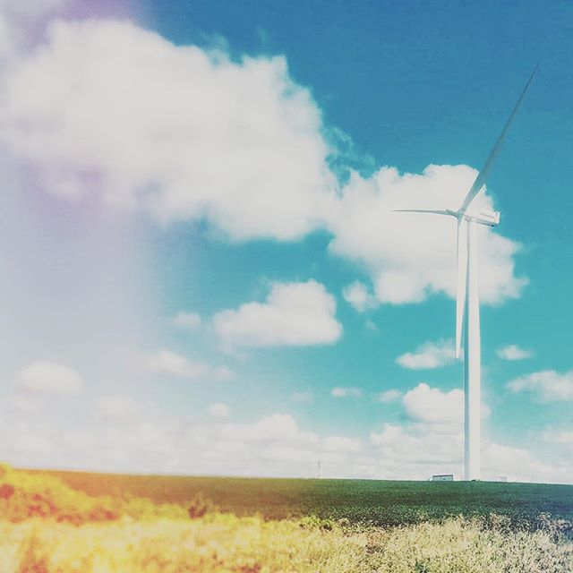 💨 #loniandltgowest #Indiana #windfarm #sanfrancisco #herewecome