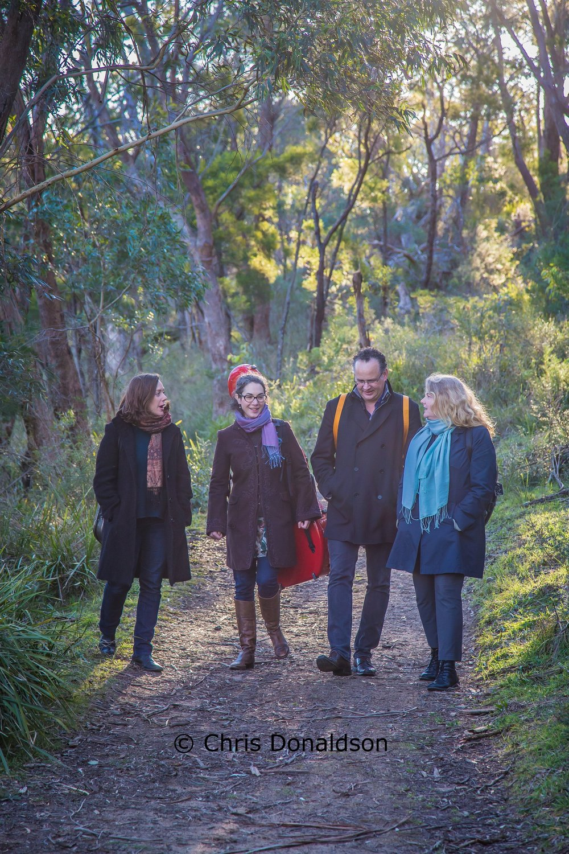 Acacia Quartet 2018
