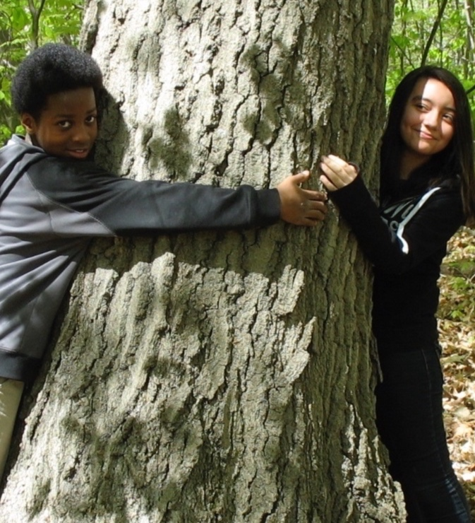 the School to nature program is for those who LOVE to explore nature.