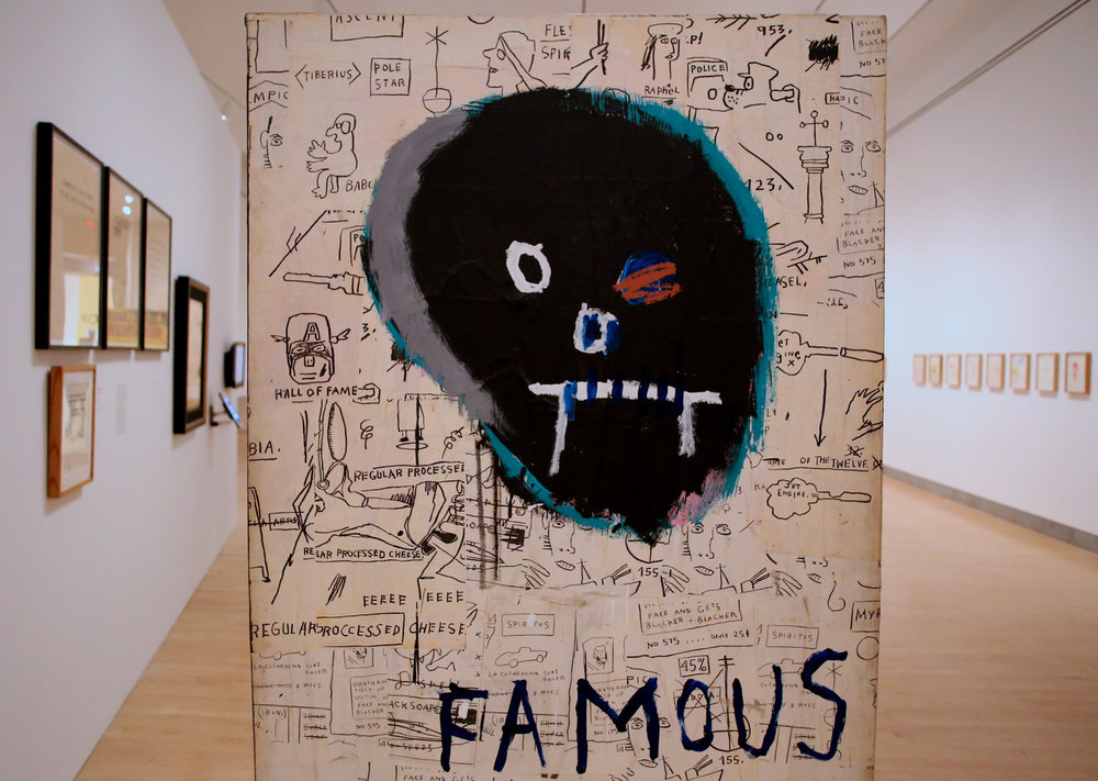 BASQUIAT: THE UNKNOWN NOTEBOOKS - BASQUIAT: THE UNKNOWN NOTEBOOKS