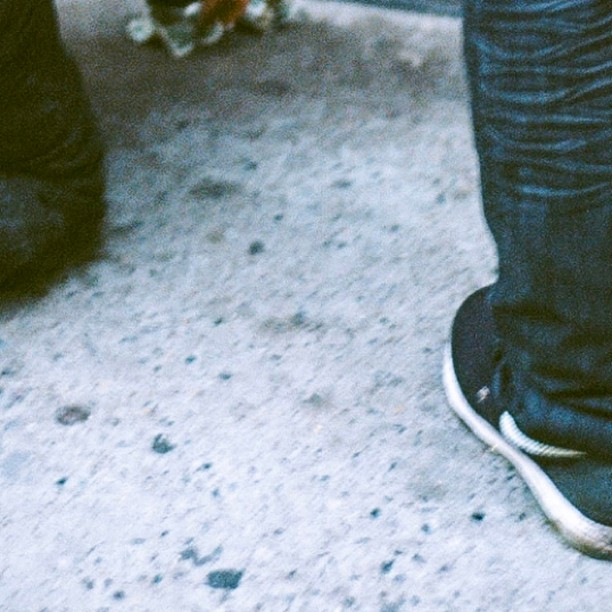 2 of 6 |  #35mm #filmisnotdead #staybrokeshootfilm #nycspc #nycstreetphotography