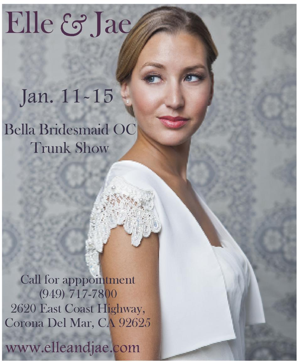 Trunk Show: Bridal Accessories & Gowns at Bella Bridesmaid Orange ...