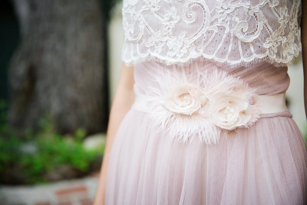 305 pink sash