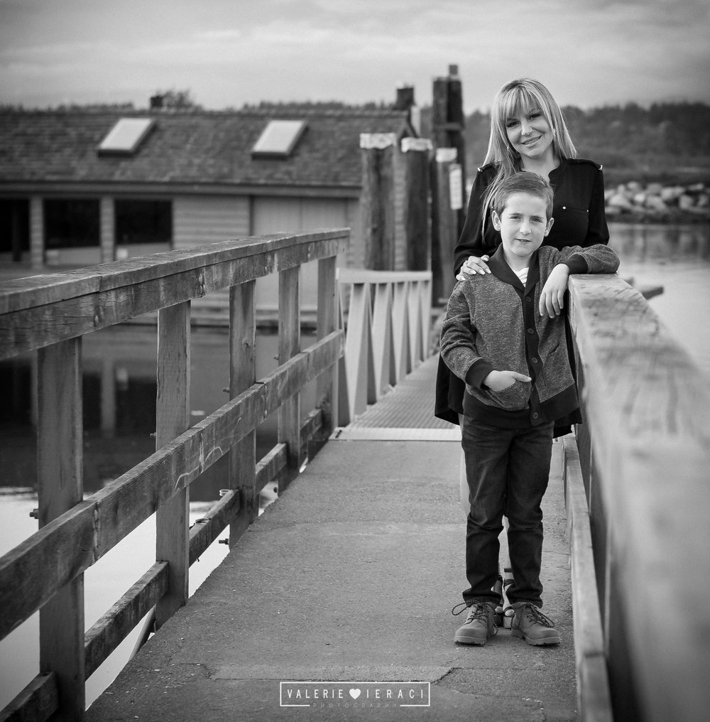 White Rock, BC family photography