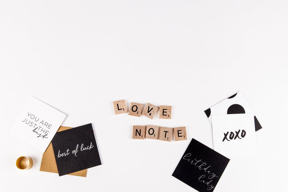 send a mini note