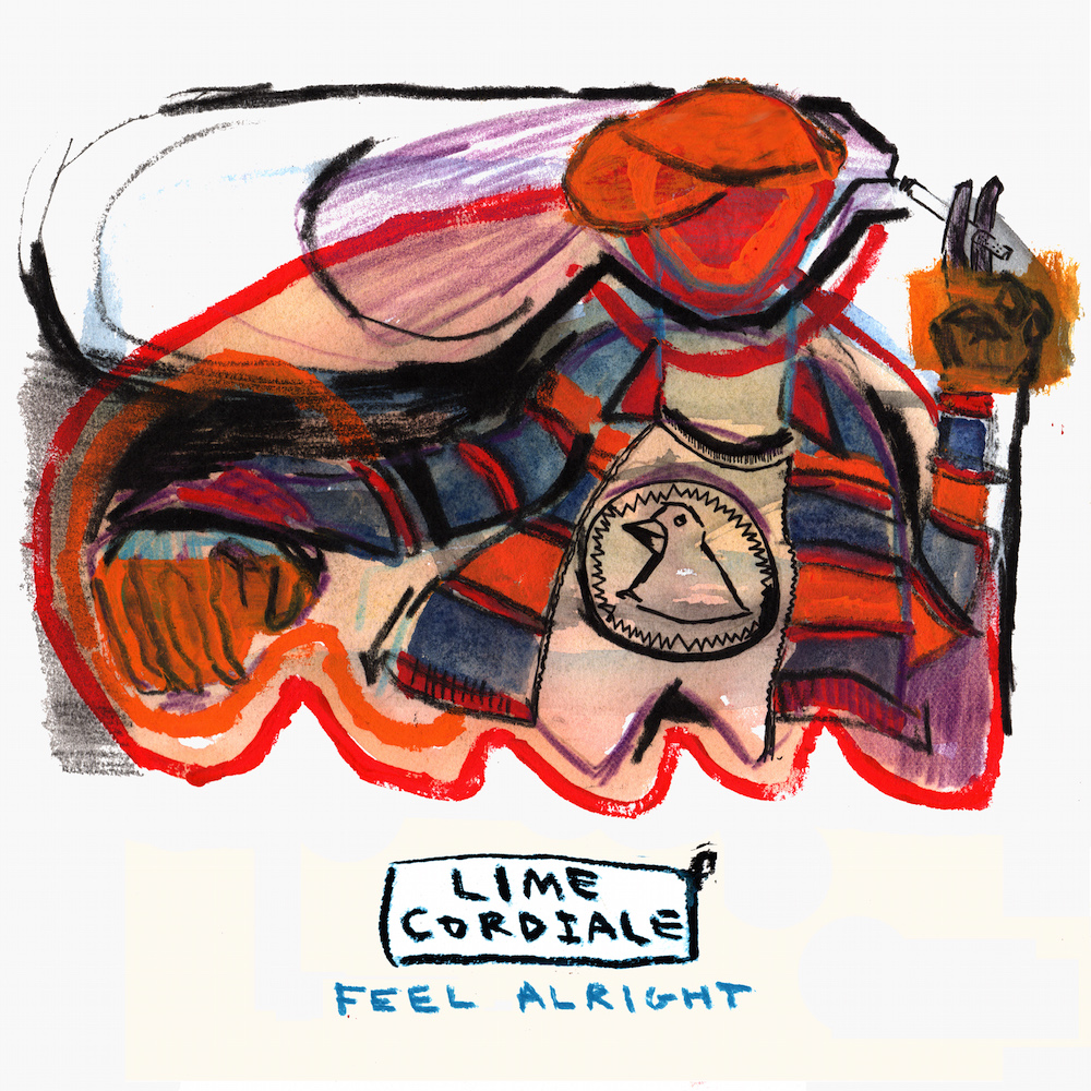 FEEL ALRIGHT SINGLE (2015)